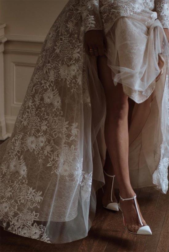 Bí quyết chọn giày cưới cho cô dâu ngày trọng đại - Hình 4