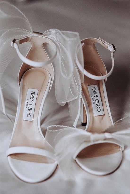Bí quyết chọn giày cưới cho cô dâu ngày trọng đại - Hình 2