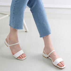 Sandal đế thấp
